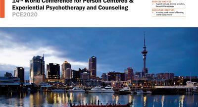 14ο Παγκόσμιο Συνέδριο Προσωποκεντρικής & Βιωματικής Ψυχοθεραπείας & Συμβουλευτικής